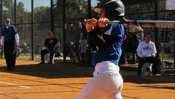 Roberson senior Tara Matthews has committed to play college softball for Montreat.