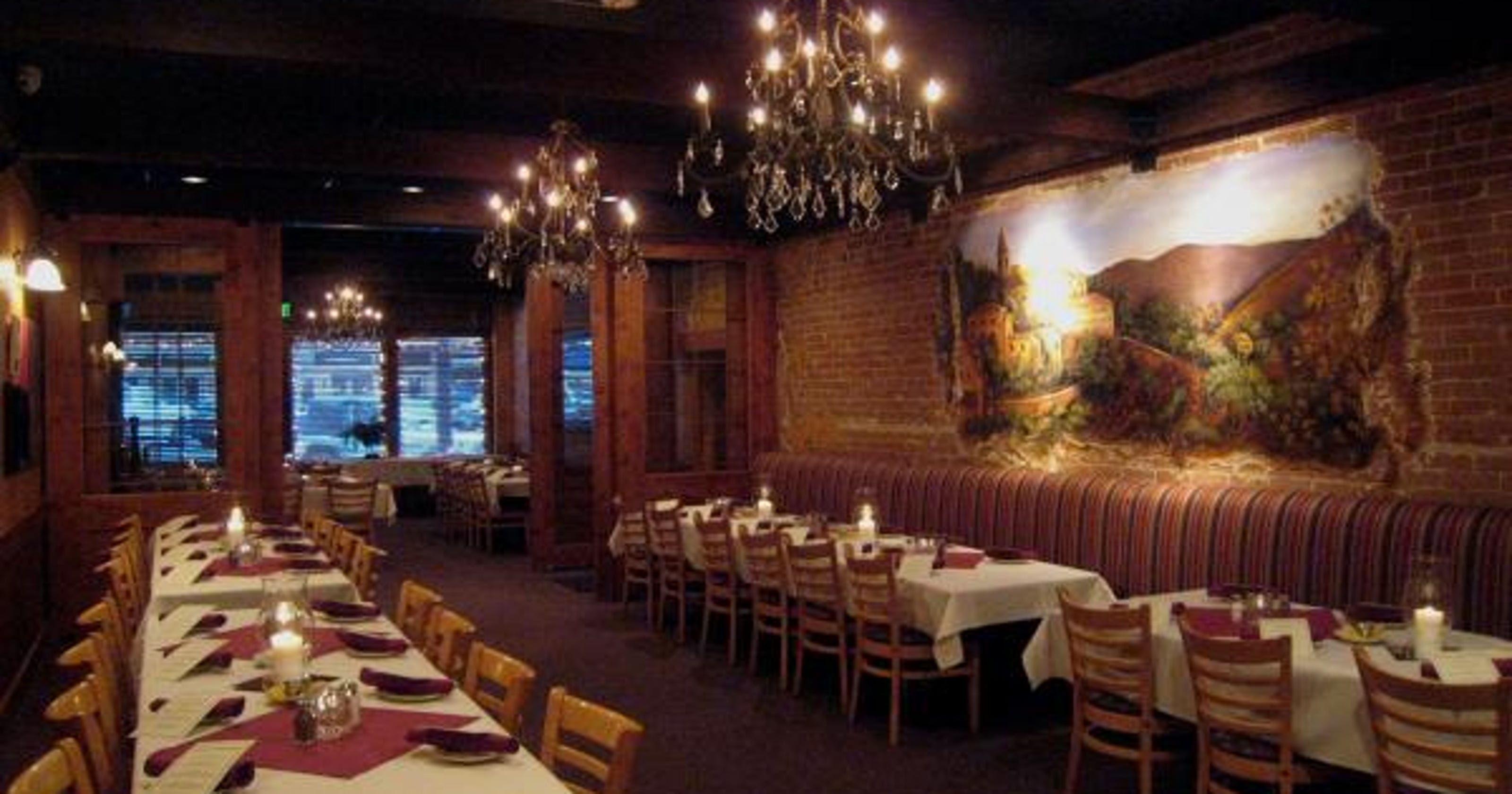 Top 10 Italian restaurants in Fort Collins