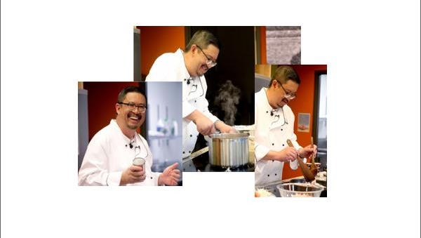 Vic's cooking classes