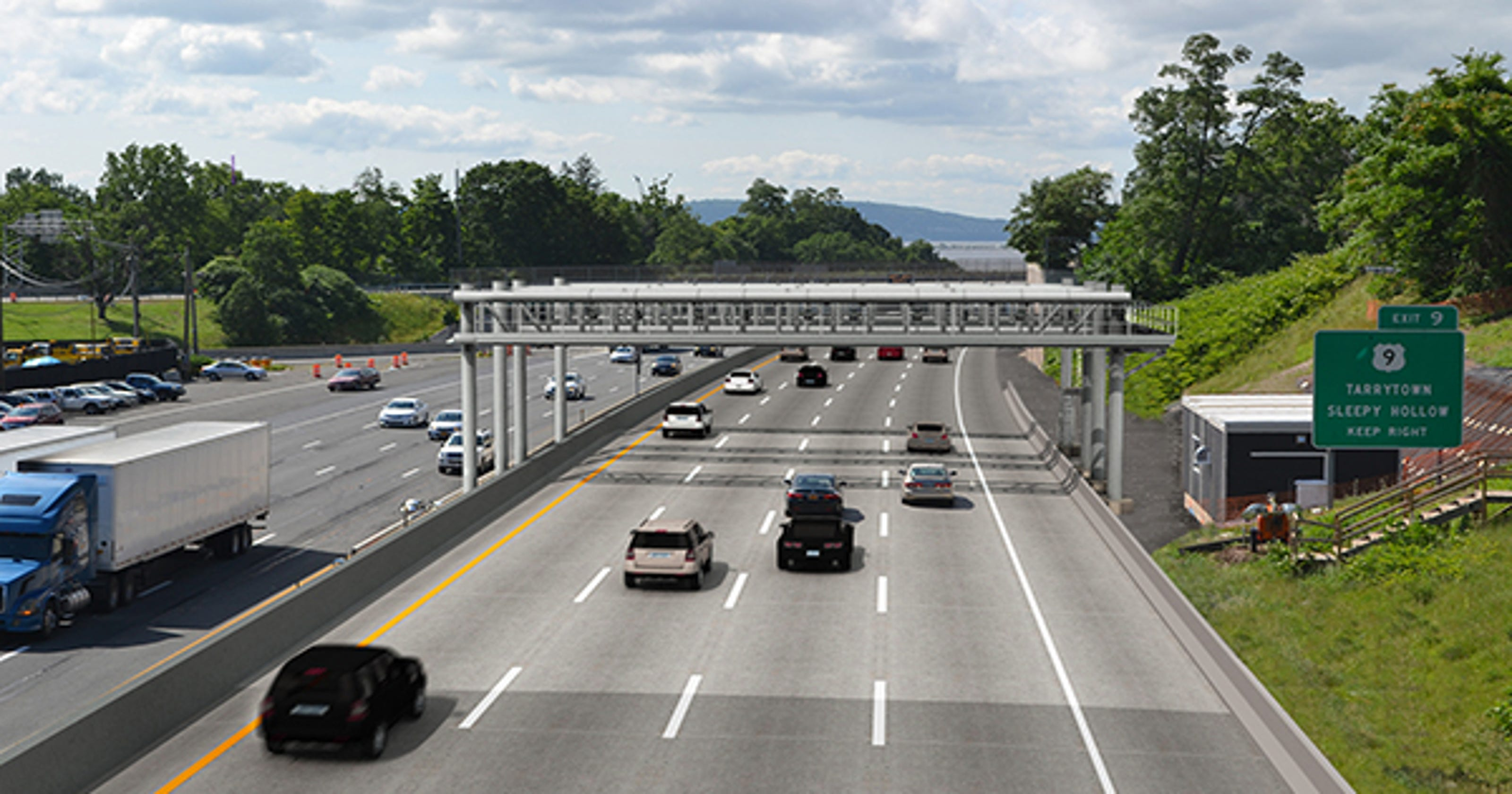 Tappan Zee Bridge will have new toll collection system