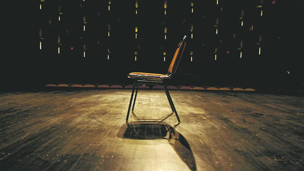 The audition chair is ready as Arizona Theatre Company begins a national search for a new artistic director and managing director.