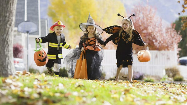 Should age limits be placed on trick-or-treaters?