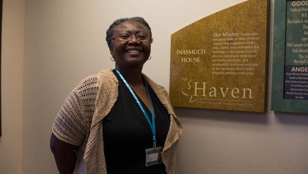 New BCPS Board Member Rose Miller is Family Division Coordinator at the Haven of Rest's Inasmuch House.