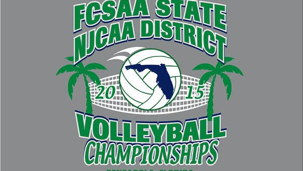 Pensacola State College is hosting the state junior college volleyball championships.