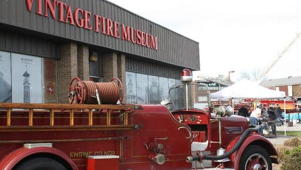 The 2nd annual Chili, Brats, & Brew at the Vintage Fire Museum and Safety Education Center in Jeffersonville drew crowds on Saturday.