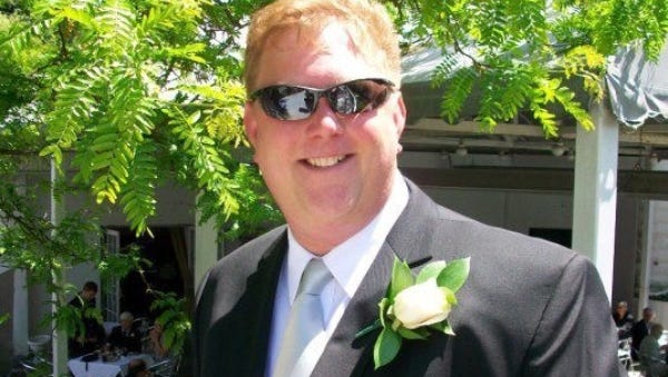 Clint Herbert, the 42-year-old father of seven from Somers killed in a car accident Sunday.