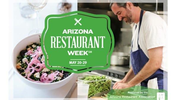 Arizona Restaurant Week Kevin Binkley