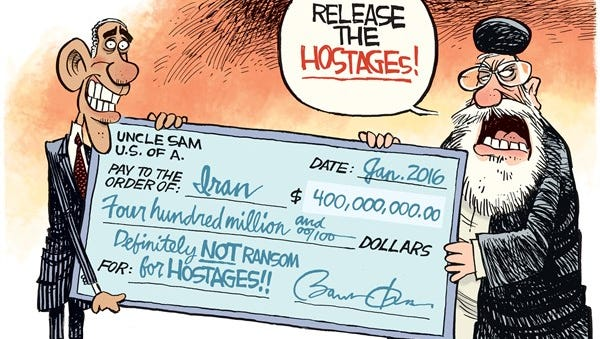 Rick McKee cartoon from, Augusta Chronicle