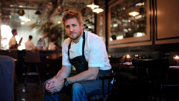 Chef Curtis Stone shares his tips for delicious Labor Day cookouts and tailgates.