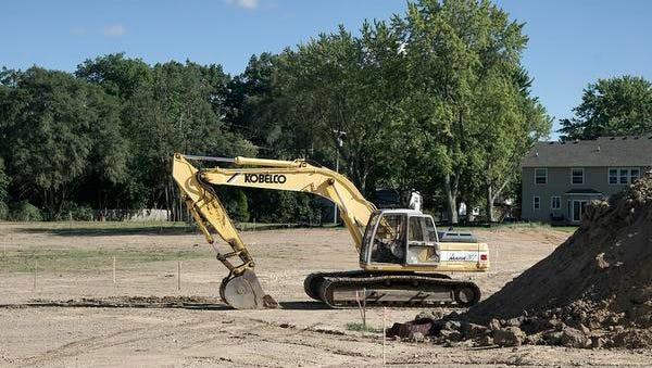 The Flanders Park project in a Farmington subdivision is moving forward.
