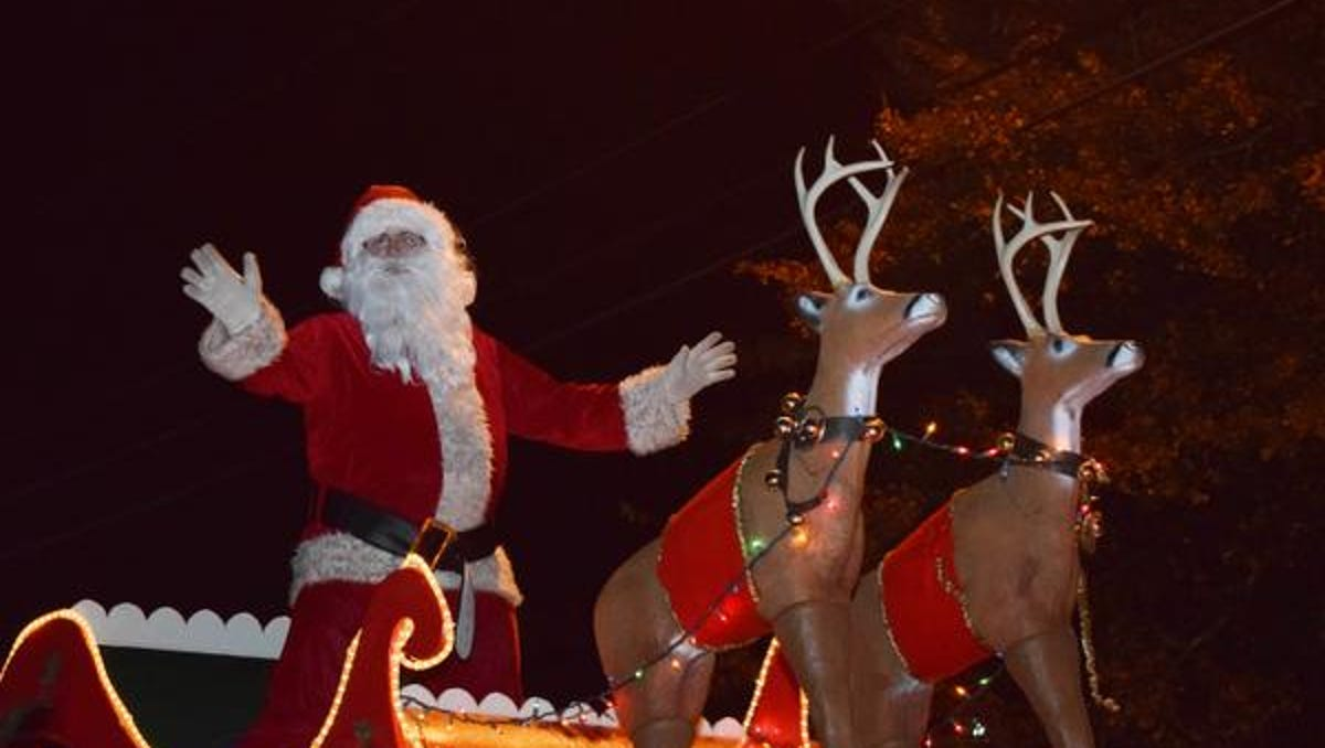Cottonport Christmas On The Bayou 2021 Christmas Parades Are Coming To Town