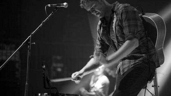 Sam Riggs will perform Thursday at Brewster Street Ice House.