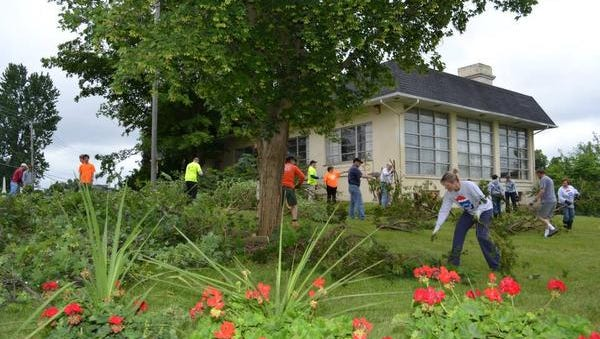 The Village Arts Factory project in Canton has received a new $19.500 grant.