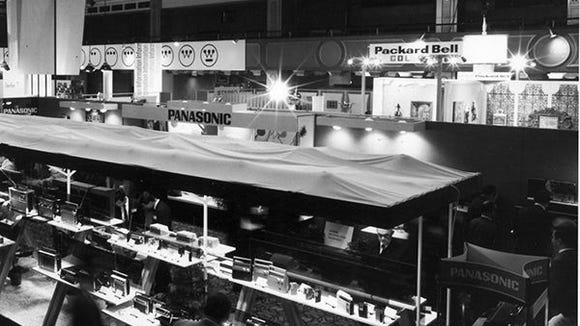 The very first CES in 1967