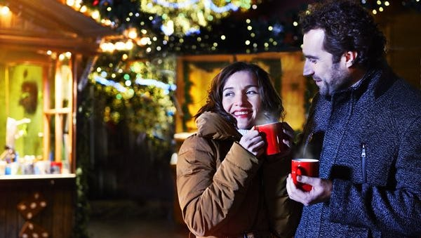 The Czech's version of mulled red wine is called svařák, and it's a mainstay at Christmas markets throughout the country.