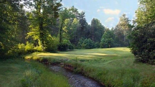 Sherwood Forest Golf Club.