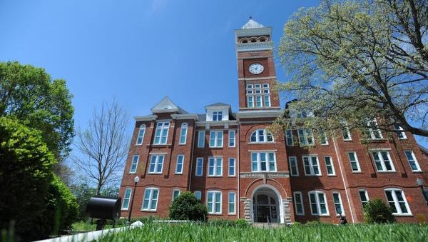 Clemson has suspended a fraternity after a party was deemed inappropriate.