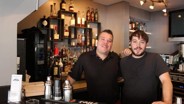 Wilson and Taylor Gates are the brothers behind the family-run Gate House of Lewes.