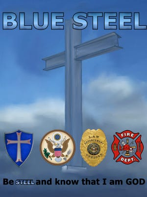 Blue Steel will honor law enforcement at the Liberty Gardnen in Bossier City.