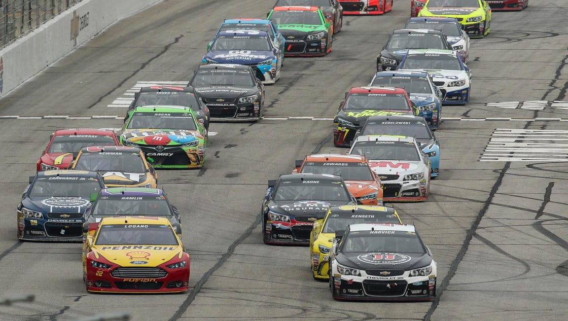 Atlanta motor speedway will repave after march nascar race for Atlanta motor speedway fair 2017