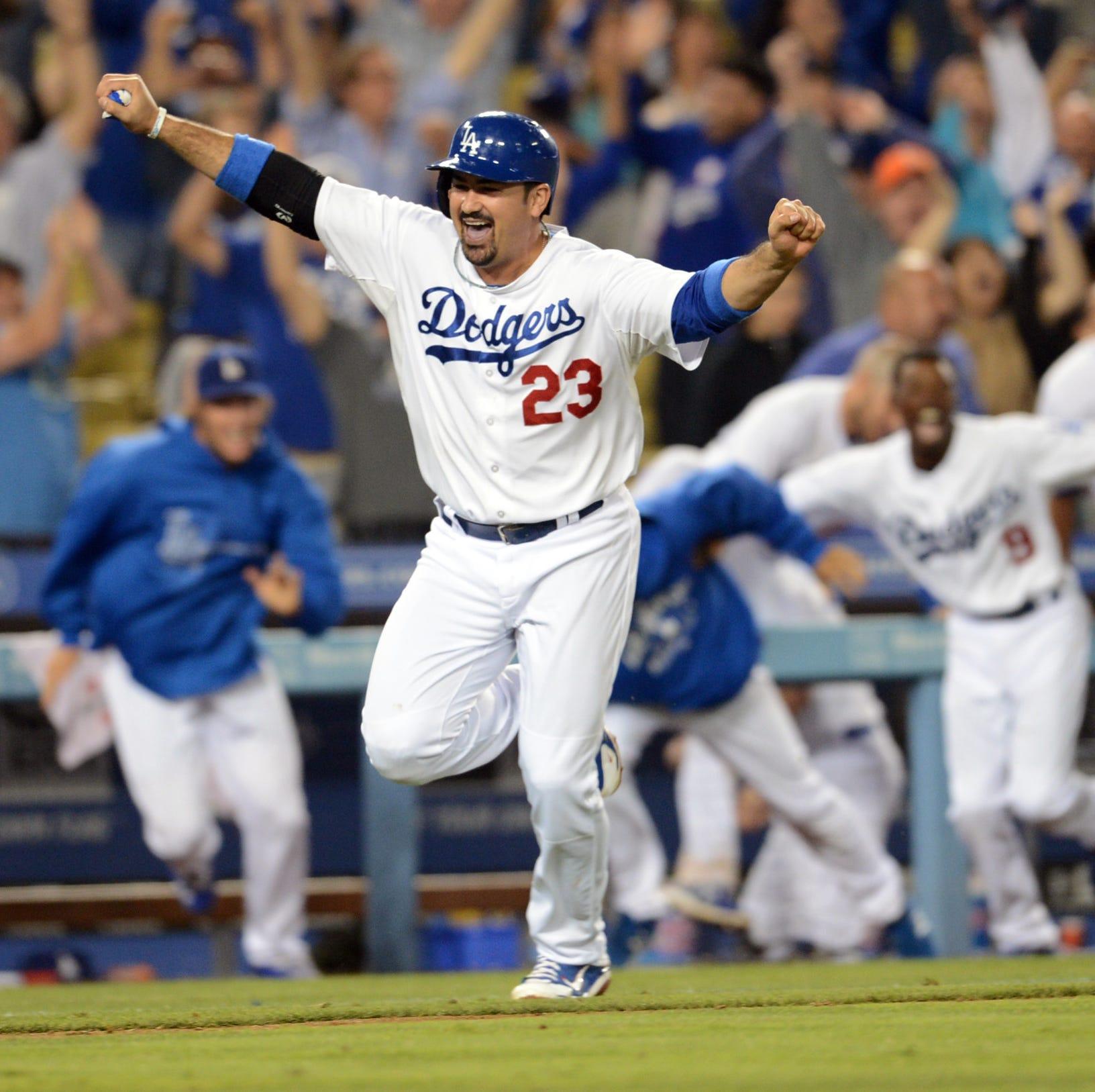 Celebrate good times: Baseball's walk-off wins