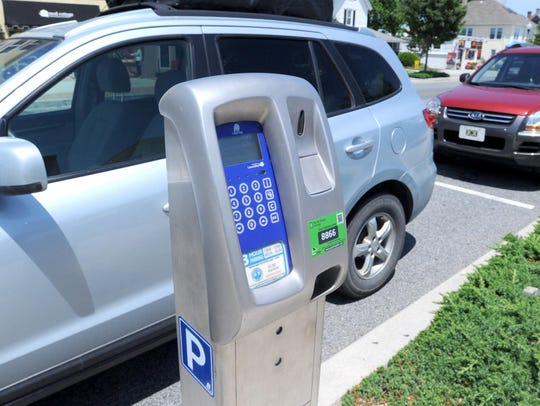 Parking meters go into effect soon at Delaware beaches.