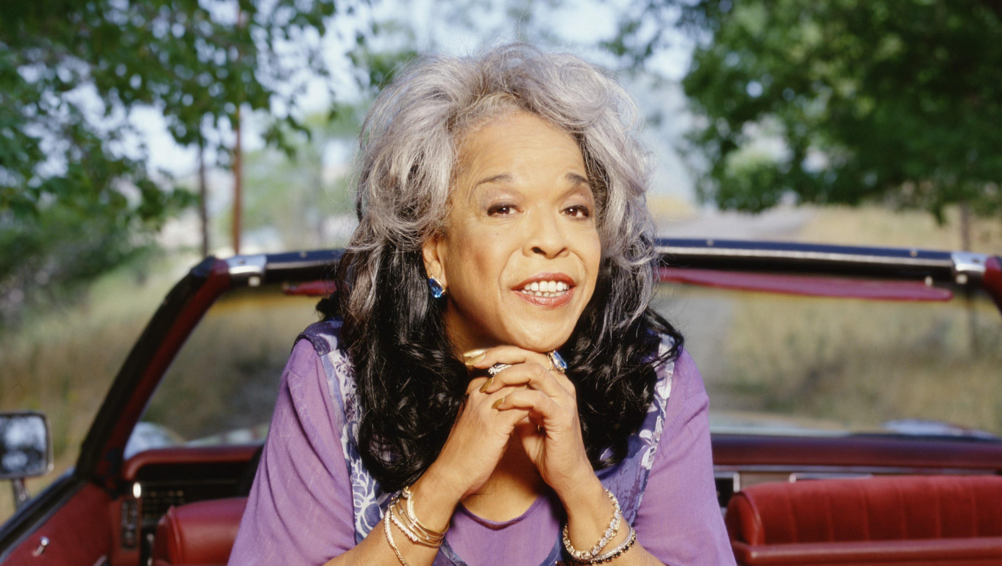 Della Reese Star Of Tv S Touched By An Angel Dies At 86