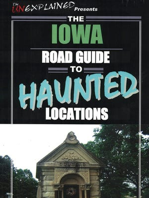 "The author of ""The Iowa Road Guide to Haunted Locations"" will speak at the Milo Public Library at 6:30 p.m. on Sept. 26."