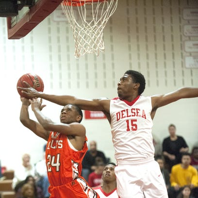 BOYS' HOOPS: Delsea heats up to top Colts in SJ Group 3
