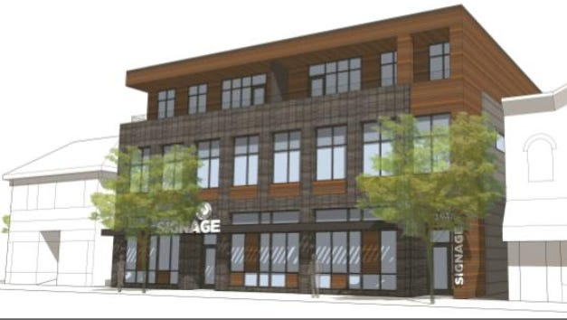 A $2 million development, anchored by a medical office, is to be built on Milwaukee's King Drive.