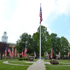 Meet Your Neighbor: Cronin has cared for Flag Park flags for over 30 years