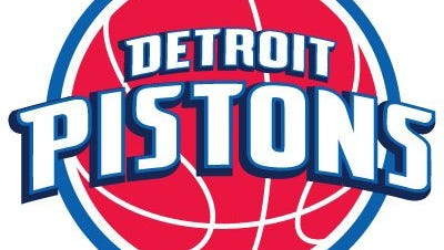 The Detroit Pistons logo