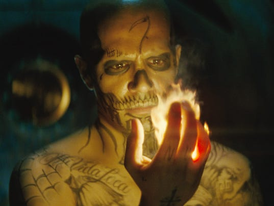 El Diablo (Jay Hernandez) is haunted by the horrors his pyrokinetic ...