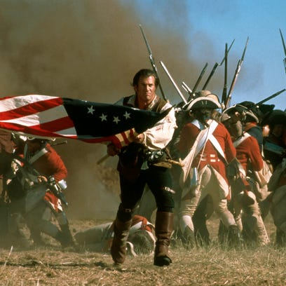 Top 10 movies for a fabulous Fourth of July