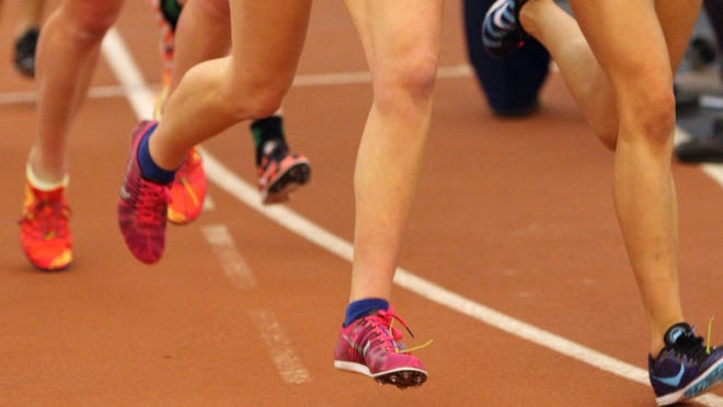 web art sports track indoor girls5