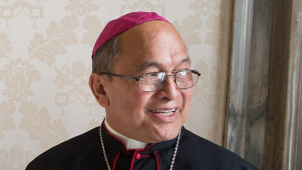 Archbishop Anthony Sablan Apuron