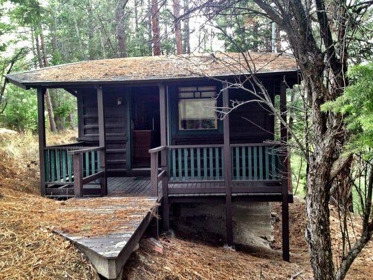 Frank Lloyd Wright designed a summer community in the