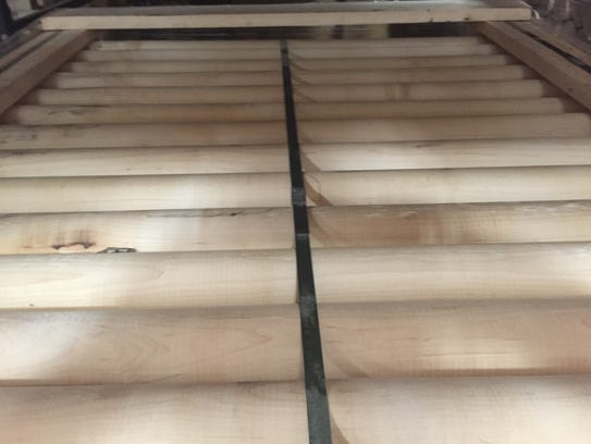 Wood similar to what was used for Devin Mesoraco's