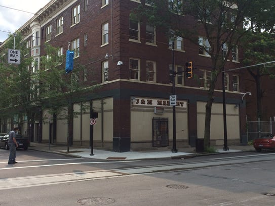 The building at 33 Green St. is expected to be redeveloped