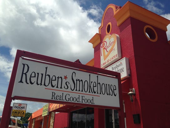 Reuben's opened across from Page Field in south Fort
