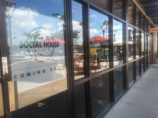 Social House will replace the Friendly Confines location