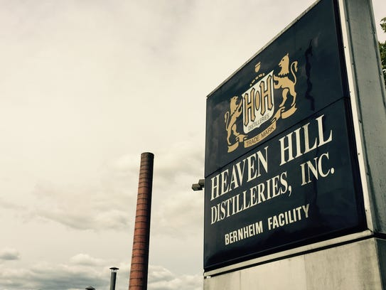 Heaven Hill wanted to recycle a waste product into