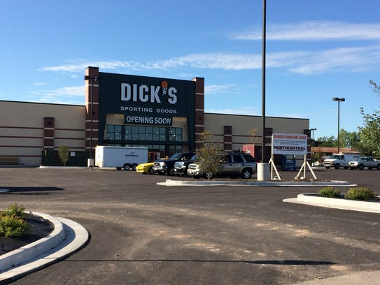 Dick's Sporting Goods plans to celebrate the opening