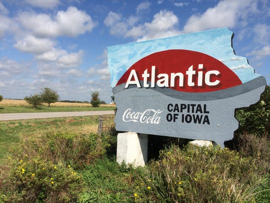 Atlantic's claim to fame as the Coca-Cola Capital of