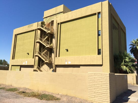 What the vacant Black Canyon Professional Plaza lacks
