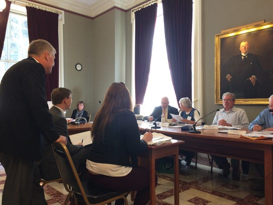 The Legislative Committee on Administrative Rules approved