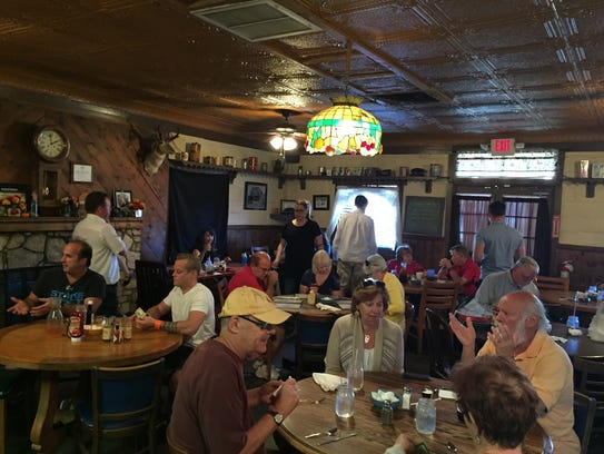 The Rock Springs Cafe in Black Canyon City on Monday,