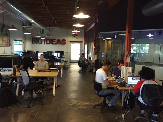 A Co+Hoots co-working space is planned for downtown Mesa.