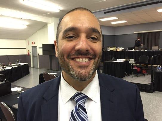 Damon Rahbar-Daniels, vice president of commercial
