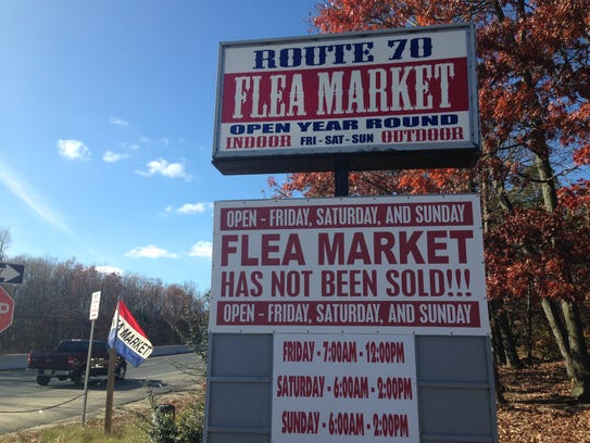 business proposal for flea market Development plans in the works for longtime site of the route 70 auction & flea   and a development company, flea market developers llc,.